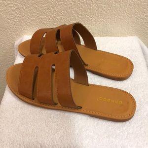 Tan BAMBOO Sandals